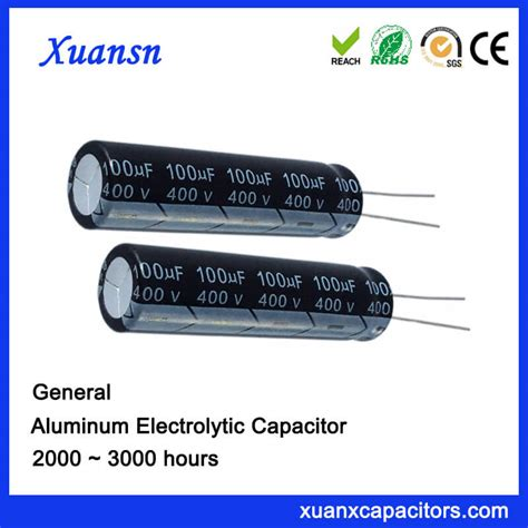 electricity capacitor electric capacitors 100uf 400v high voltage electric capacitors