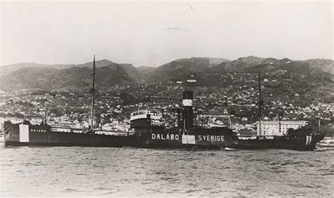 steam u boat dalar 246 swedish steam merchant ships hit by german u