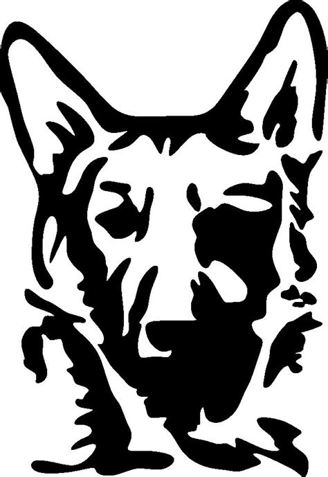 tri state yorkie rescue geekcals german shepard decal design your space