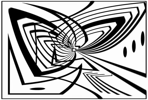 ilusiones opticas faciles de dibujar dibujo con lapiz dibujos opt art ilusi 243 n 243 ptica como arte
