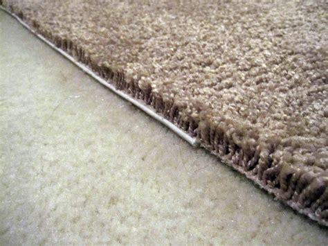 carpet to rug edging fuzzy side up binding or serging what s the difference when it comes to finishing or repairing