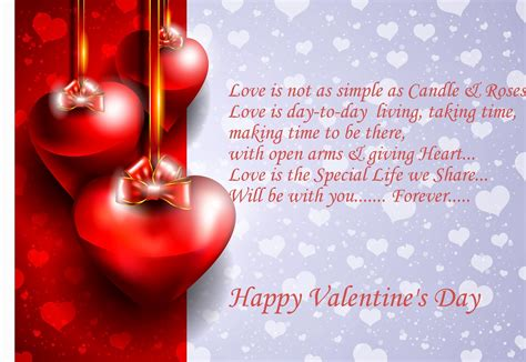 happy valentines day message quotes happy s day