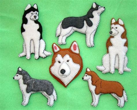 424 best images about felt dogs on pinterest sewing