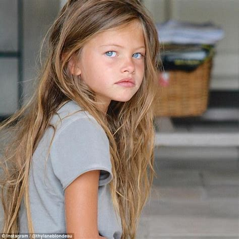 the most beautiful little girl in the world youtube most beautiful girl in the world thylane blondeau at nyfw