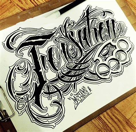 chicano hair style chicano lettering styles sketch letter chicano font style
