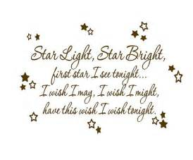 light bright poem light bright wall decal baby nursery rhyme wall