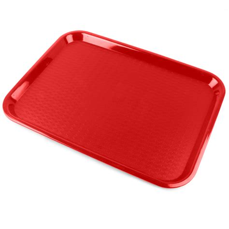 fast food tray small 10 x 14inch food trays canteen