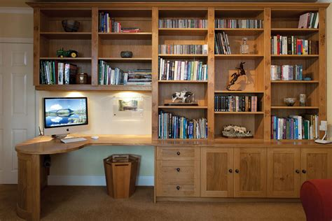 Bespoke Home Office Furniture Treske Bespoke Home Office Furniture
