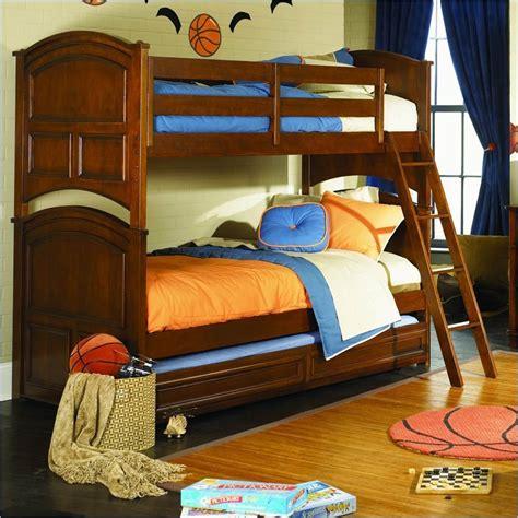 3 Bunk Bed Set by Lea Deer Run Bunk Bed 3 Bedroom Set