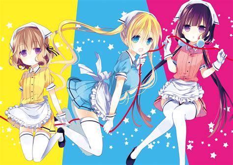 blend  anime wallpapers hd  wallpaper