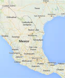 Texas Mexico Map by 6socialstudies Mexico