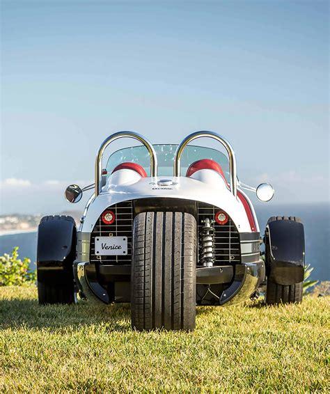 3 wheel car 3 wheel car three wheel car vanderhall usa