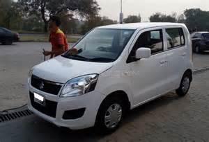 Suzuki Wagon Vxl Suzuki Wagon R Vxl 2016 For Sale In Islamabad Pakwheels