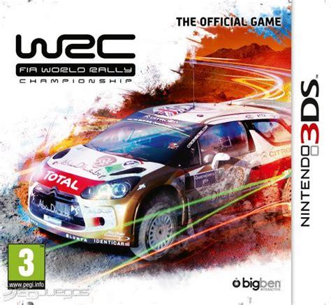 Kaset Ps4 Wrc 7 Fia World Rally Chionship im 225 genes de wrc fia world rally chionship para 3ds 3djuegos