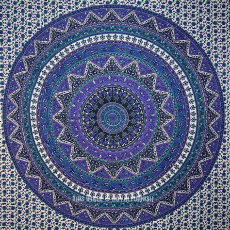 all that jazz wall tapestries and tapestries on pinterest large blue laila kerala wall tapestry mandala bohemian