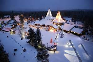 best place to visit for christmas lapland finland