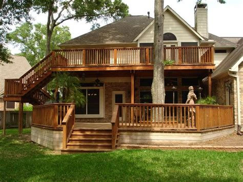 25 best ideas about two story deck on two