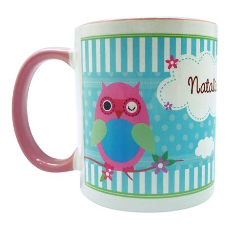Mug Imlek Happiness Gratis Personalisasi By Char Coll jual gelas mug custom owl free personalisasi nama char