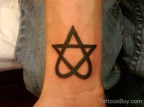 heartagram tattoo designs heartagram tattoos designs pictures page 6