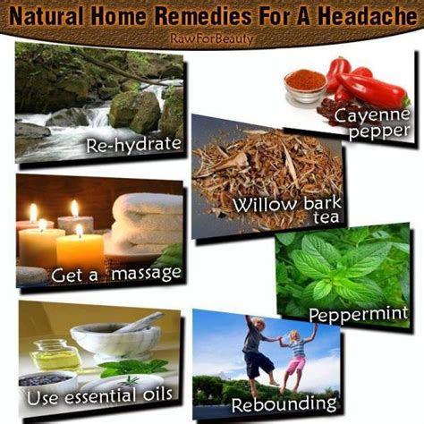 top home headache remedies on home remedies for cluster