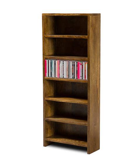 Bookcase Dakota 1 dakota mango cd bookcase casa furniture uk