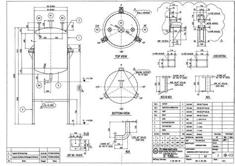 contoh format gambar teknik edgar sang engineer contoh gambar teknik