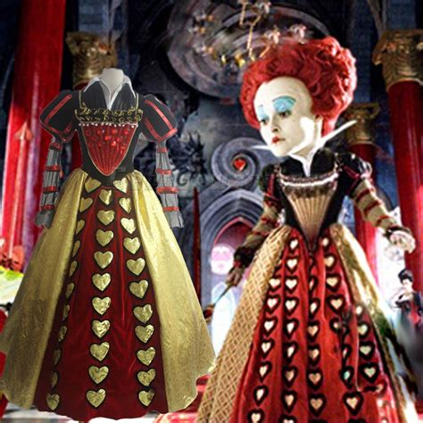 film queen of hearts online buy wholesale red queen cosplay from china red