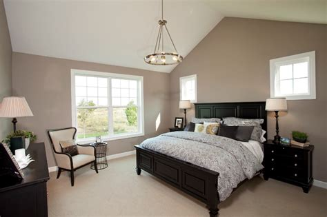 Bedroom Paint Ideas Nz The Arlington Ii Traditional Bedroom Minneapolis