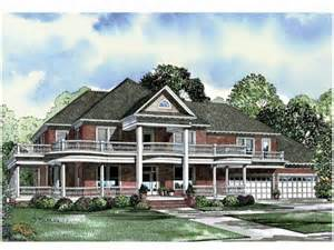 plantation home blueprints plantation house plan with 7870 square feet and 6 bedrooms