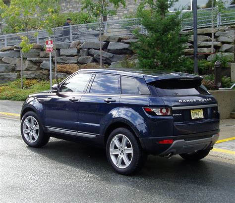 Image Gallery Evoque Blue