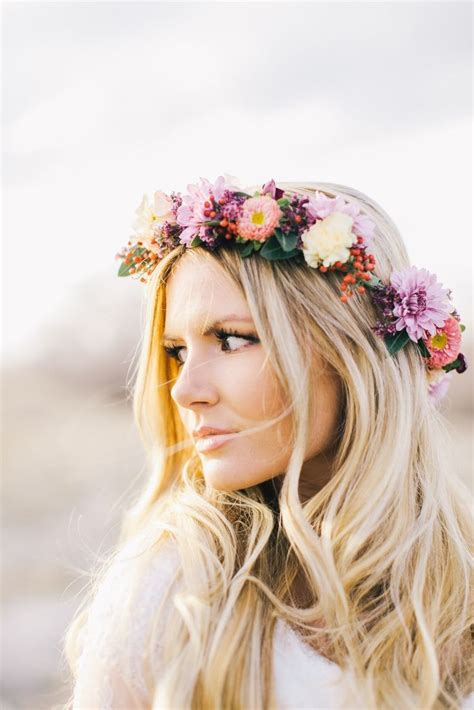 Flower Crown wardrobe must haves for a chic summer boho look glam radar