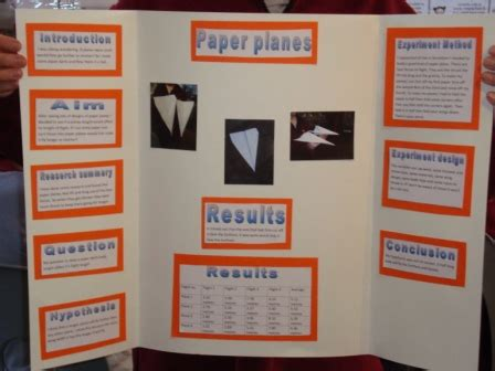 How To Make Paper Science Project - science fair connor s