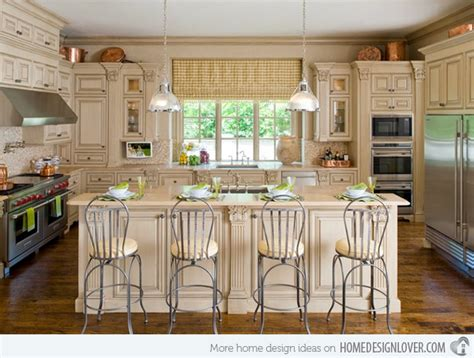 15 designs of fabulous italian kitchens home design lover 15 fabulous french country kitchen designs