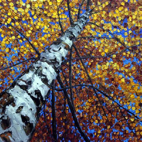 unique paint day dreaming iii aspen prints birch tree aspen paintings by vranes