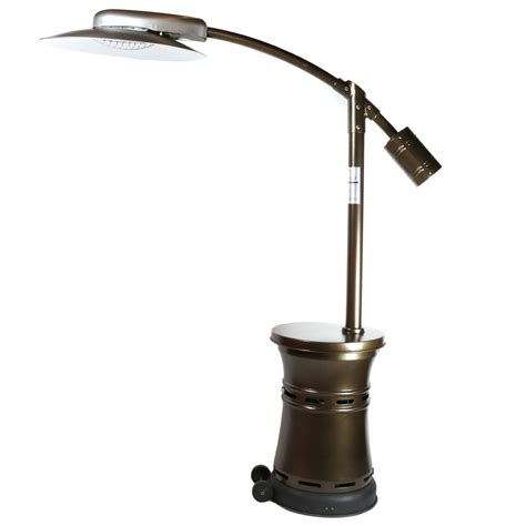 patio heater the curve patio heater by outdoor order outdoor order