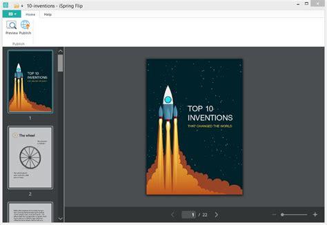 best flipbook software top 5 flipbook maker software for creating interactive books