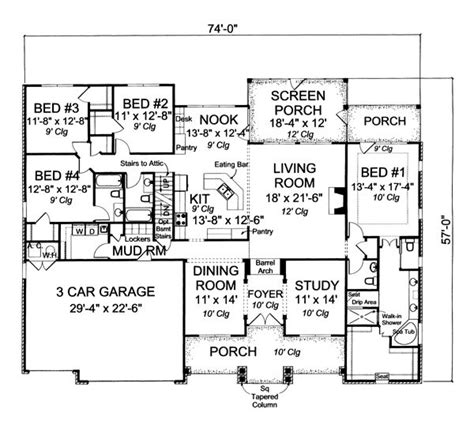 master bedroom upstairs floor plans 1000 images about house plans on pinterest house plans