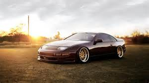 Nissan 300zx Jdm Wallpapers 2560x1440 Sunset Cars Tuning