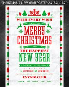 30 christmas holiday psd amp ai flyer templates pixel curse