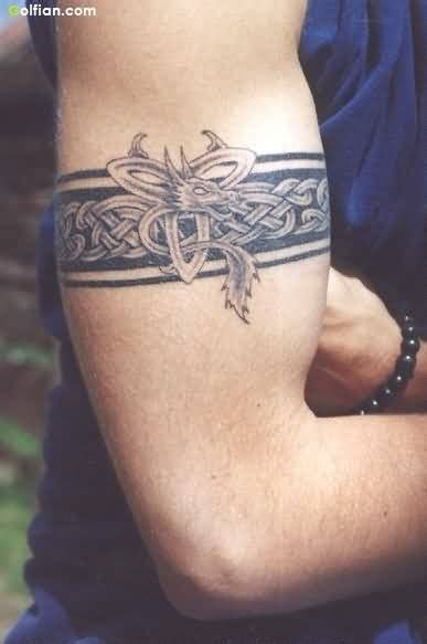 cool upper armband tattoo designs parryz com