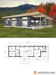 home plan designs 25 best small modern house plans ideas on