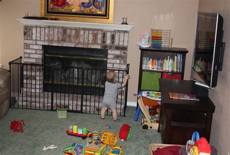 baby proofing fireplace guards bontoys