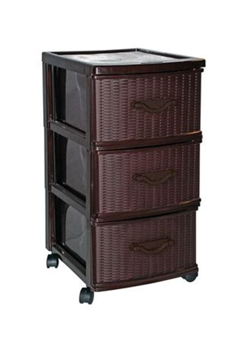 gracious living 3 drawer wicker storage tower walmart ca