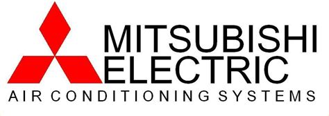 mitsubishi electric logo vector hvac products las vegas air conditioning and heating