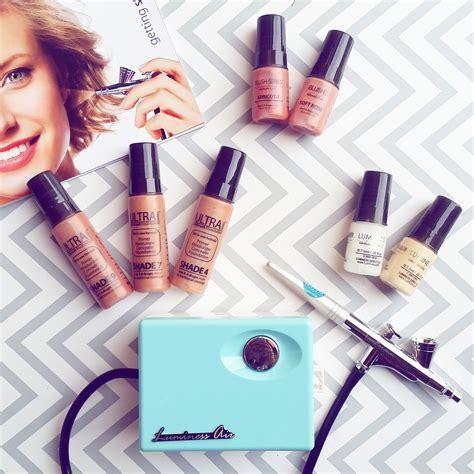 Makeup Airbrush makeup ideas 187 luminess airbrush makeup beautiful makeup