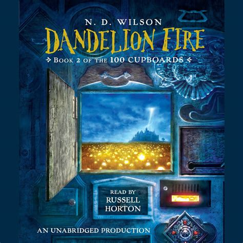 100 Cupboards Series - dandelion audiobook listen instantly