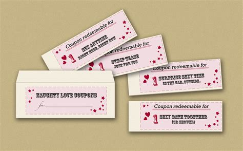 coupon book for husband template printable coupons book blank envelope