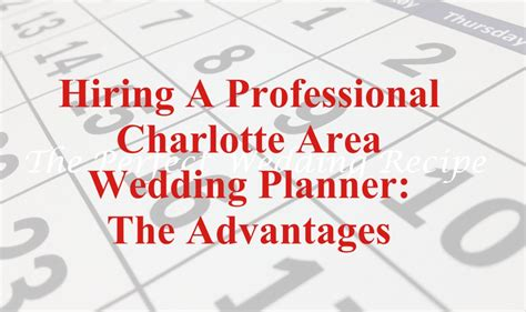 Wedding Planner Hiring by Hiring A Area Wedding Planner The Advantages