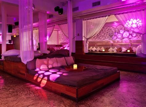 club bed miami b e d miami south beach contemporary bars and clubs