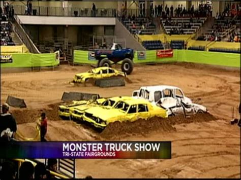 Kicker Motorsports Show Monster Truck Show One News Page